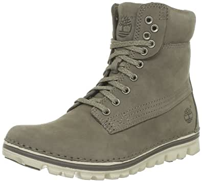 Timberland Ek Brookton 6In, Boots femme - Gris (Warm Grey), 36 EU (5.5 US)