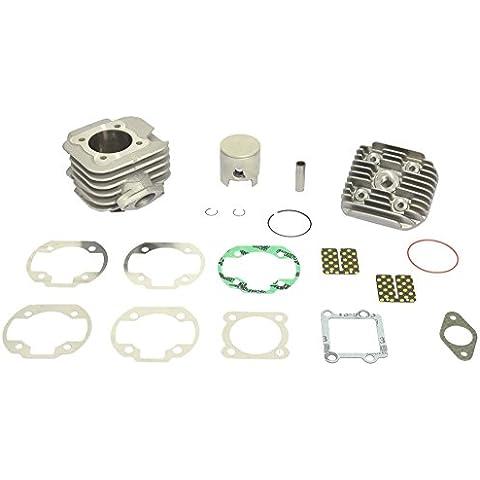 Athena 080000/1 Kit Cilindro in Alluminio Diametro 47.6 mm 70 CC, Diametro Spinotto 12