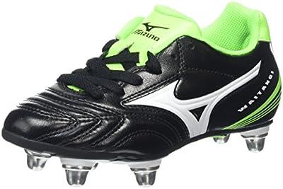 Mizuno Waitangi Jr - Zapatillas de rugby unisex para niños