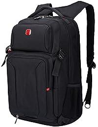 "Winkee WB4346MBK Mochila de transporte para ordenador portátil 15,6"" Negro"