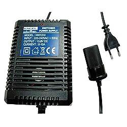 Engel AC-Adapter für Anschluss eines 12 Volt Gerätes an das 230 Volt Netz
