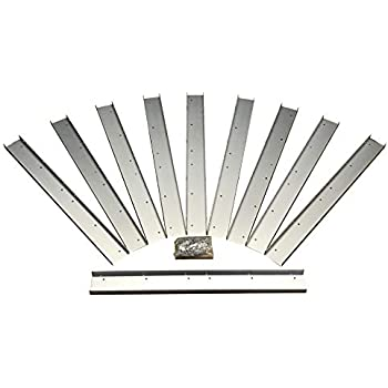 Cyclaire Fence Panel Wedges 20 Pack Fence Wedge That