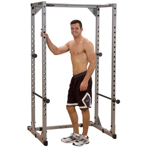 Body-Solid Powerline PPR200X Power Rack mit Klimmzugstange