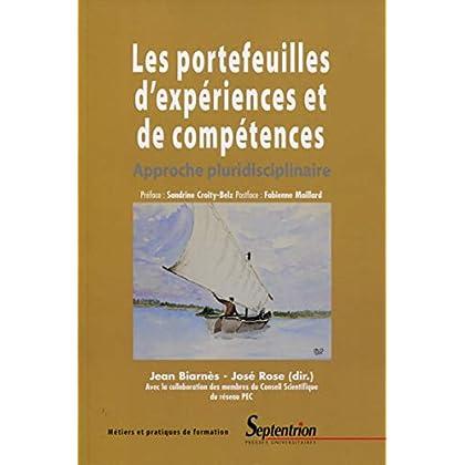 Les portefeuilles d'expériences et de compétences: Approche pluridisciplinaire.