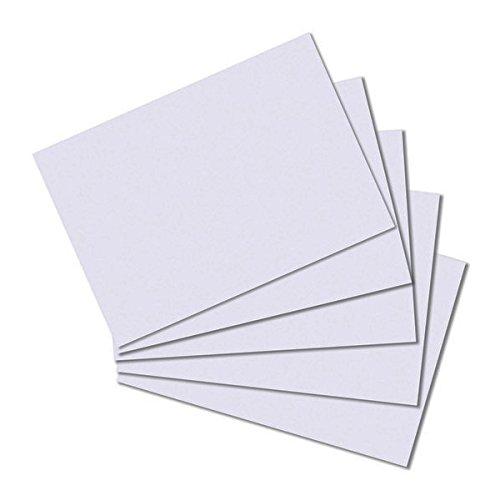 herlitz-10621449-lot-de-100-fiches-bristol-blanc