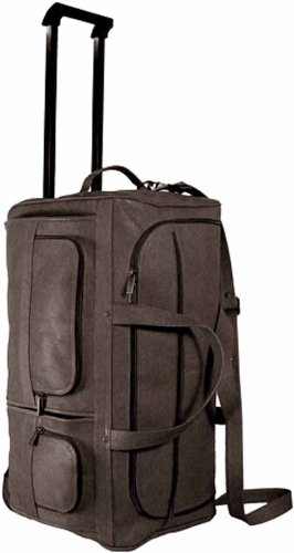 david-king-co-22-inch-rolling-duffel-cafe-one-size