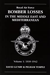 RAF Bomber Losses: v. 1: Middle East and Mediterranean 1939-1942 (Raf Bomber Command Losses)