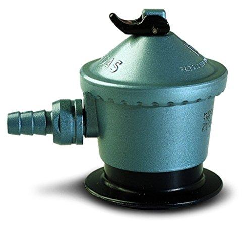 Anzapack 854484M - Regulador Para Gas Butano Con Valvula De Seguridad