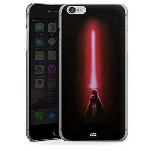 Apple iPhone 7 Hülle Tough Case Schutzhülle Star Wars Merchandise Fanartikel Sith Lightsaber Hard Case anthrazit-klar