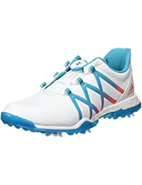 best website defd0 89a35 adidas W Adipower Boost Boa, Zapatos de golf para Mujer, Multicolor (blanco