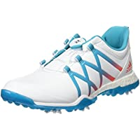 adidas Performance ADIPOWER BOOST BOA - Chaussures de golf blanc 7vhPFVi