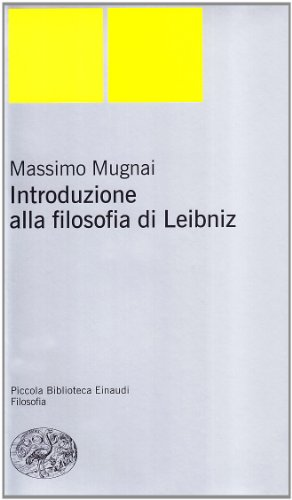 Introduzione alla filosofia di Leibniz