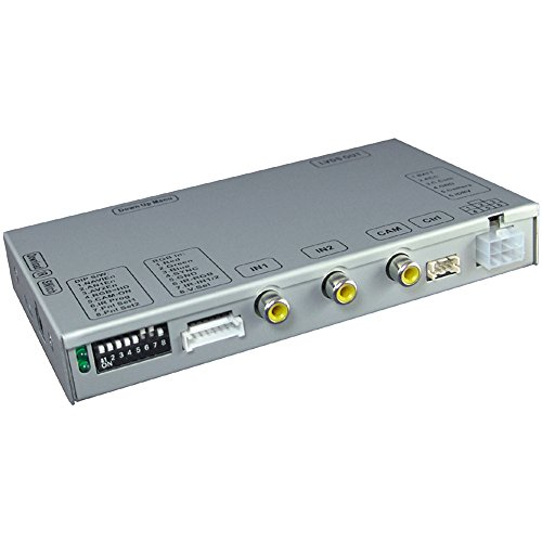 Video-Interface: Rückfahrkamera, Video-In & TV-Freischaltung für Mercedes NTG3 / NTG4 (ohne Ton)
