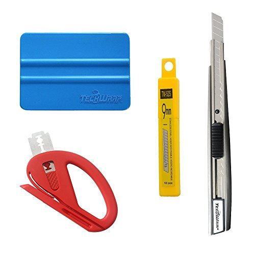 Price comparison product image 7MO Vehicle Vinyl Film Tool Kit for Car Wrapping 1 Set