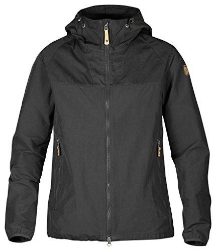 FjallRaven Veste casual Abisko Hybrid Jacket W. Dark Grey