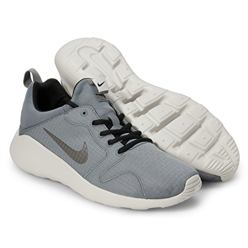 Nike 876875, Sneakers Basses Homme Grau (Cool Grey/Black/Light Bone)