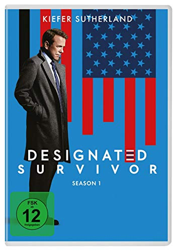 Designated Survivor - Staffel 1 [6 DVDs]