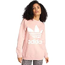 hot sale online bcfb7 45afa adidas Sudadera Oversized Sweat Pink (S)