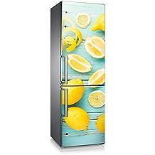 Vinilo para nevera | Stickers Fridge | Pegatina Frigo | Lemon (185x70)