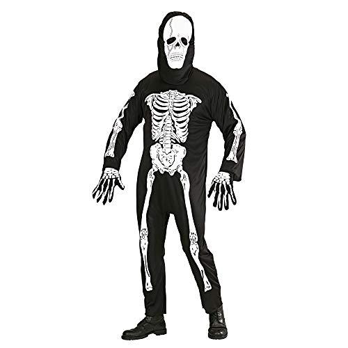 Widmann Erwachsenenkostüm Skelett
