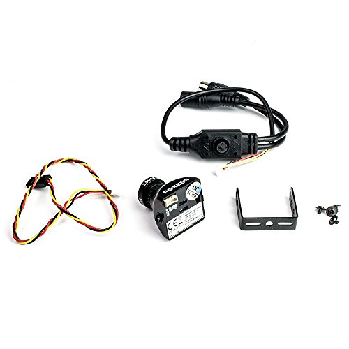 HS1177 - FPV Kamera 5V-22V 600TVL Sony Super HAD CCD N-FACTORY - 2