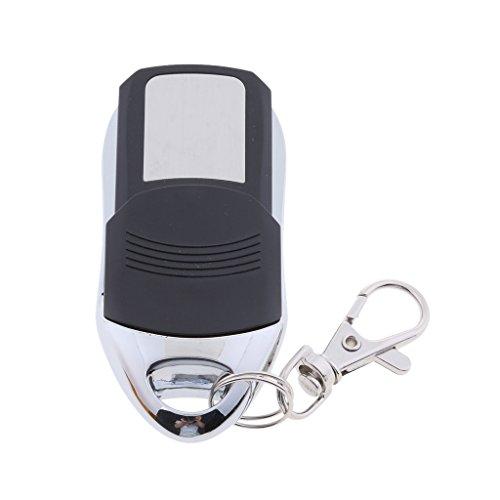 MagiDeal Universal 433 MHz Wireless Fernbedienung Schlüsselanhänger für Nice Flor-s Flo1-rs Flo2-rs Elektrische Garage Tür