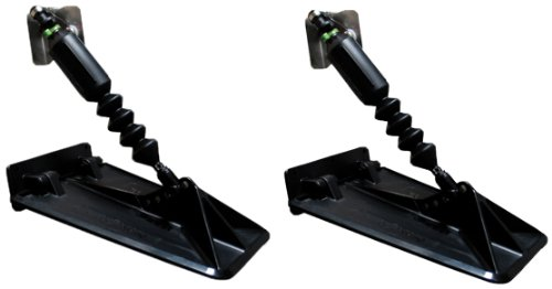Nauticus Smart Tabs - Self Adjusting Trim Tabs 14' - 17' (40hp to 80hp) Test