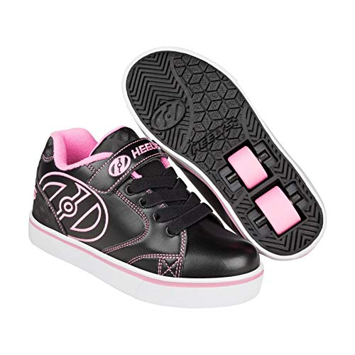 Heelys Chaussure a Roulette x2 vopel 100328 Black Pink