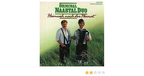 Heimweh Nach Der Heimat Naabtal Duo Original Amazon De Musik