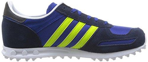 Adidas La Trainer K Scarpe Sportive, Ragazzo Conavy/Sesoye/Ftwwht