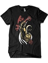 1570-Camiseta One Punch Man - Saitama Punch (Legendary P,)