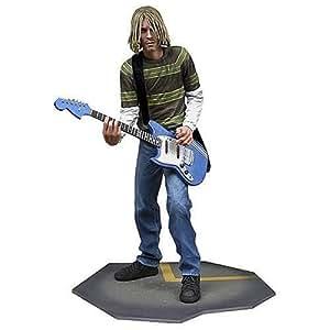 "Kurt Cobain Actionfigur ""Smells like Teen Spirit"" Nirvana"