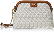 Michael Kors Womens Lg Zip Dome Xbody Handbag
