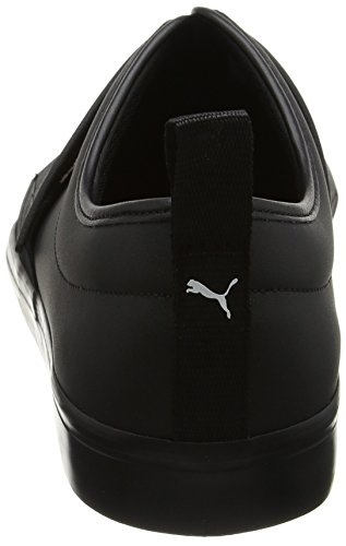 Puma El Rey Fun, Sneakers Basses Mixte Adulte Noir (Puma Black-puma Black 02)
