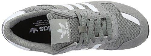 adidas Herren ZX 700 Sneaker Grau (ch Solid Grey/ftwr White/core Black)