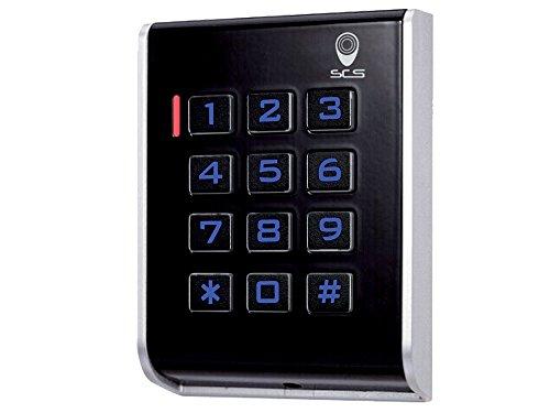 SCS sen4130085Tastatur mit Code für, Türöffner/Elektrisches Schloss-Tür (Tür-alarm Mit Tastatur)