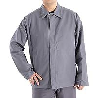 Soldadores chaqueta con la chaqueta de la ropa Flammentin equipo de soldadura Chaqueta de trabajo Tamaño
