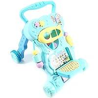 Oddity Baby Buggy, Spielzeug, Roller, Booster, multifunktional, Kleinkinder, Lerntische mit Geräuschen, Spielcenter für Kleinkinder, Jungen und Mädchen
