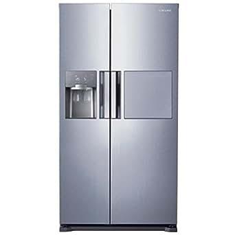 Samsung RS7687FHCSL frigo américain - frigos américains (Autonome, Platine, A+, LED, SN-T, Bord)