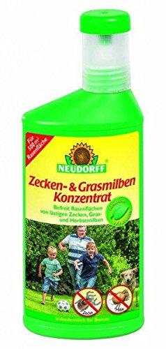 Neudorff Zecken- & GrasmilbenKonzentrat 1L Vorteilspackung (2x500ml)