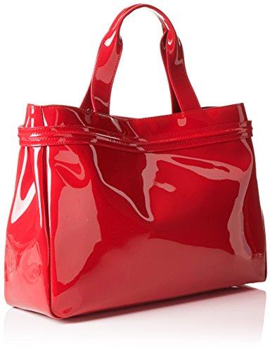 Armani Jeans 922591cc855 Damen Shopper 26x14x40 Cm (bxhxt) Marciume (tango Rosso 17574)