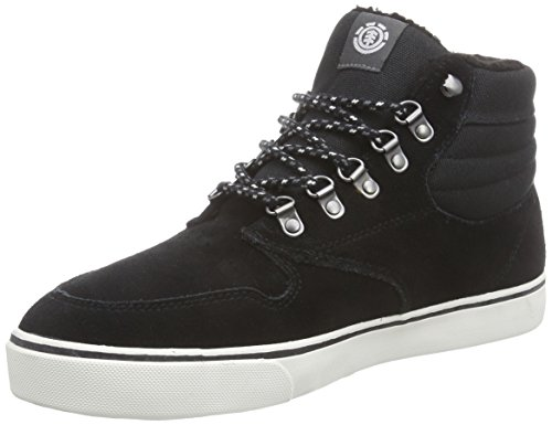 Element ELEMENT TOPAZ C3, Low-Top Sneaker uomo, Nero (Schwarz (BLACK CHARCOAL 1818)), 42