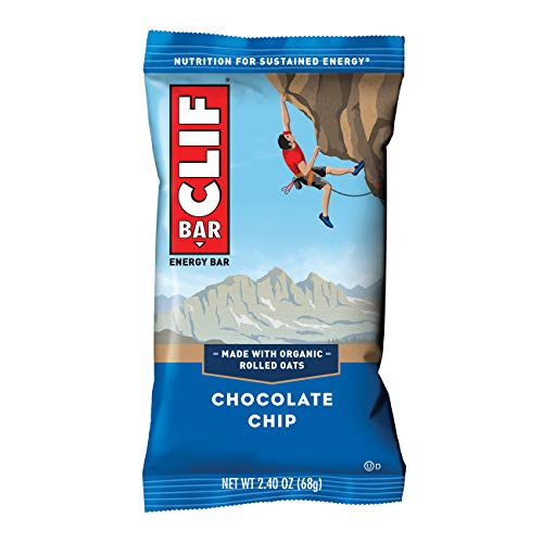 Clif Bar Chocolate Chip Clif Bar Bar (12x2.4 Oz) -