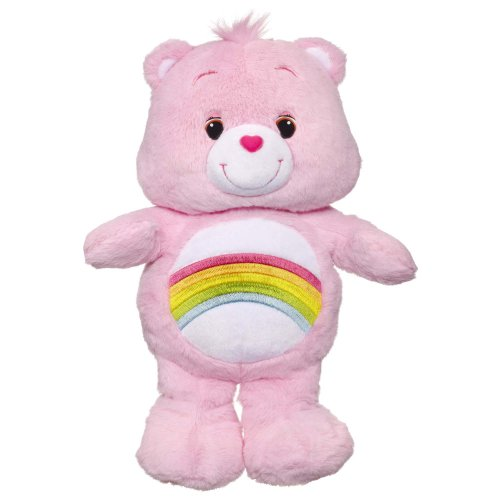 Care Bears Cheer Bear Toy With -