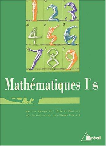 Mathematiques premiere s