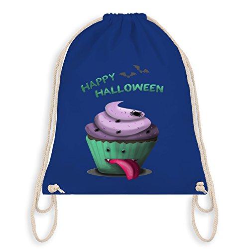 Halloween - Halloween treats - Turnbeutel I Gym Bag Royalblau