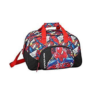 Spiderman «Super Hero» Oficial Bolsa De Deporte 400x230x240mm