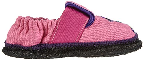 Beck Flowergirl, Chaussons courts, non doublées fille Rose - Pink (06)