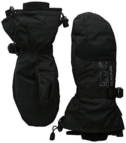 DAKINE Herren Handschuhe Scout Mitt, Black, M, 01400400 (Dakine-fleece-handschuhe)