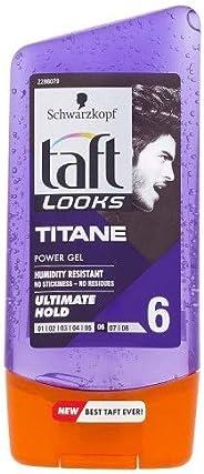 Taft Looks Titan Power Gel Ultimate Hold, 150 ml